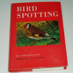 Bird Spotting by John Holland hardback book